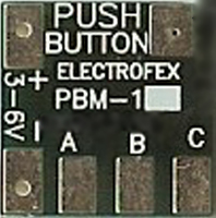 Push Button Latch<br />(flashing)